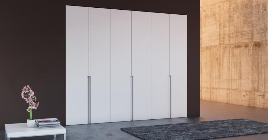 Puertas de armarios empotrados awesome armarios armarios - Puertas abatibles para armarios empotrados ...